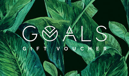 Goals Active wear Store Gift Card