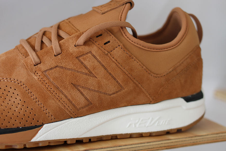 New Balance 247 Luxe Suede