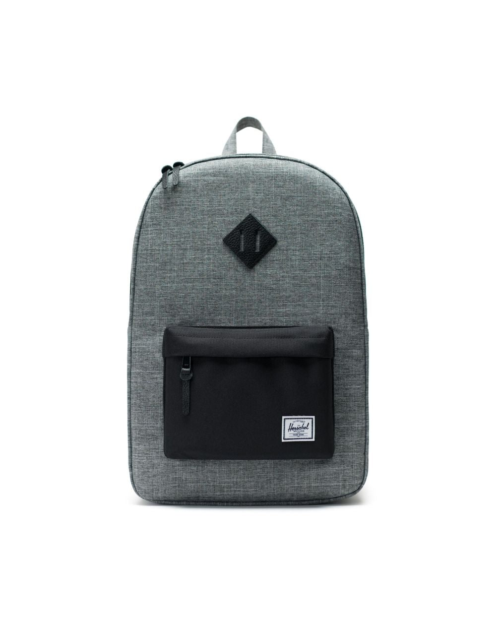 Heritage Backpack - Raven Crosshatch/Black