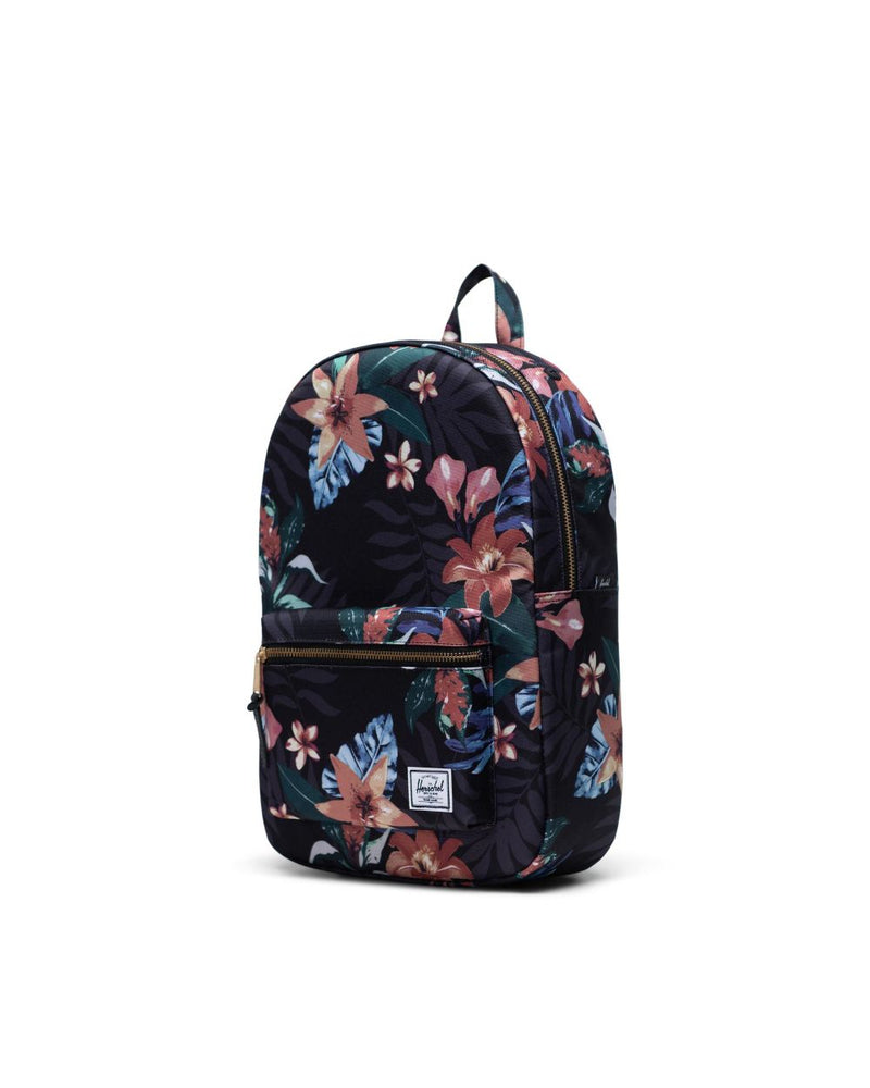 Settlement Mid-Volume - Summer Floral Black