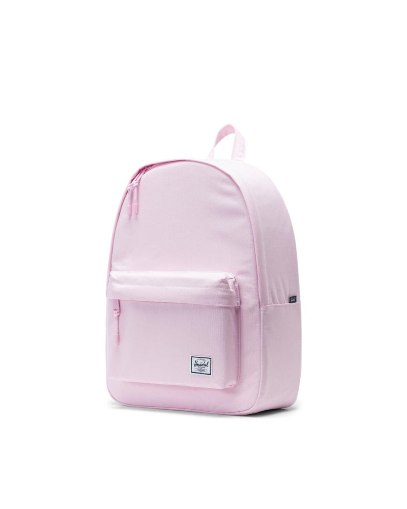 Classic Backpack - Pink Lady Crosshatch