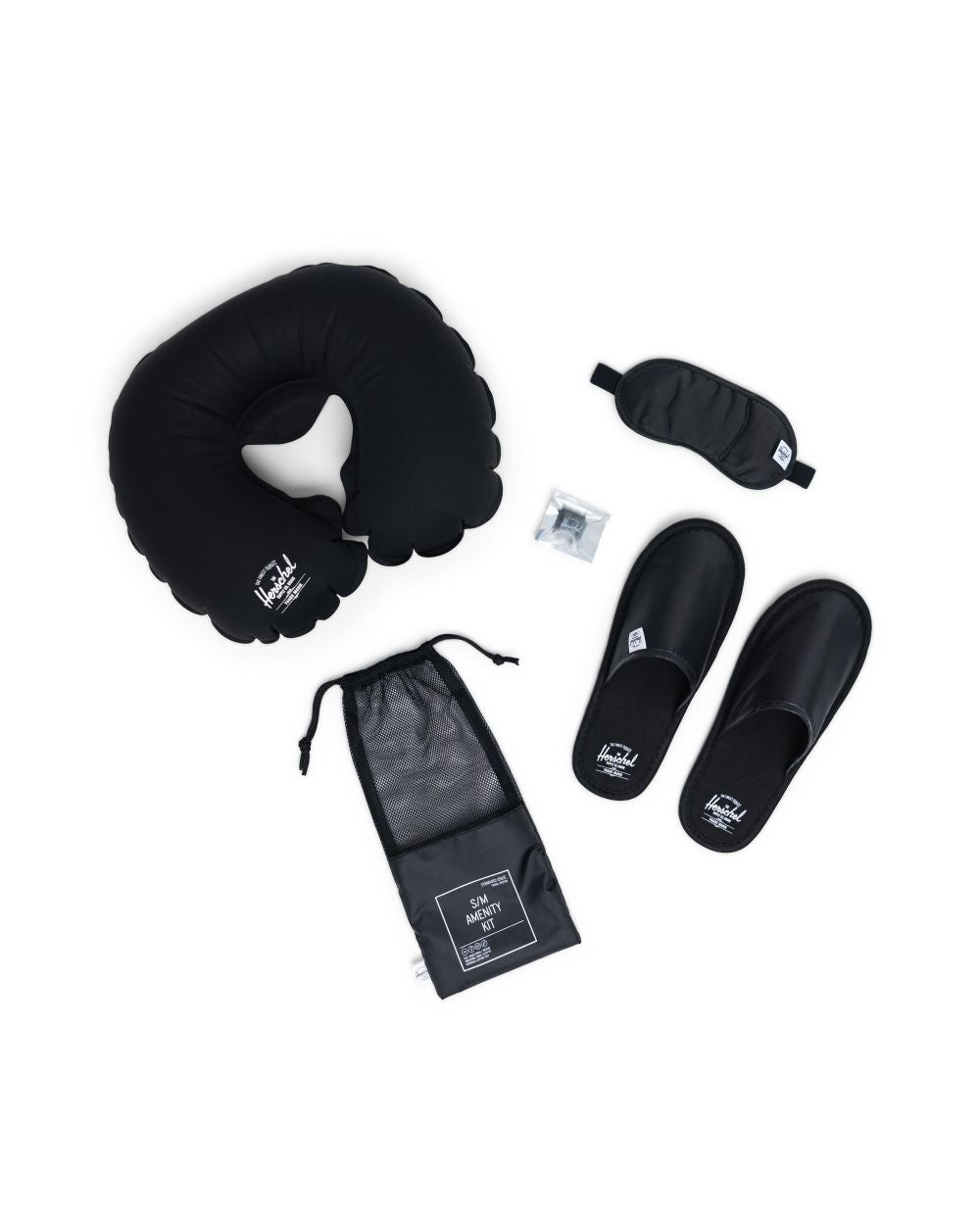 Amenity Travel Kit - Black
