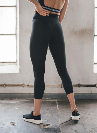 Aim'n Aim High 7/8 Tights - Black