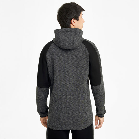 Mens Rebel Hoody Peacoat
