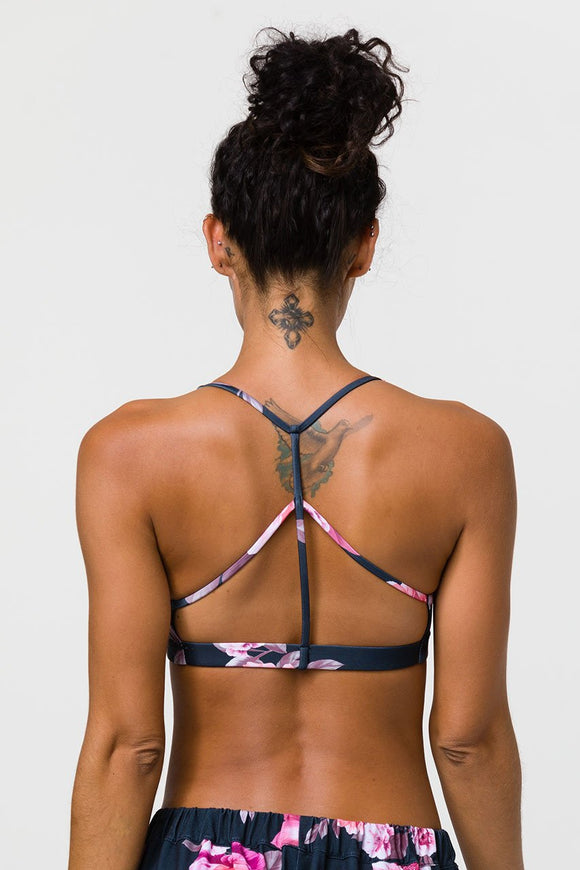 Onzie Pyramid Bra - Fiore | Shop Onzie at GOALS in Arrowtown