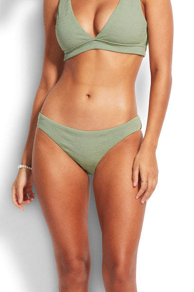 Seafolly Seaside Soiree Hipster Pant | Buy Seafolly Swimwear GOALS