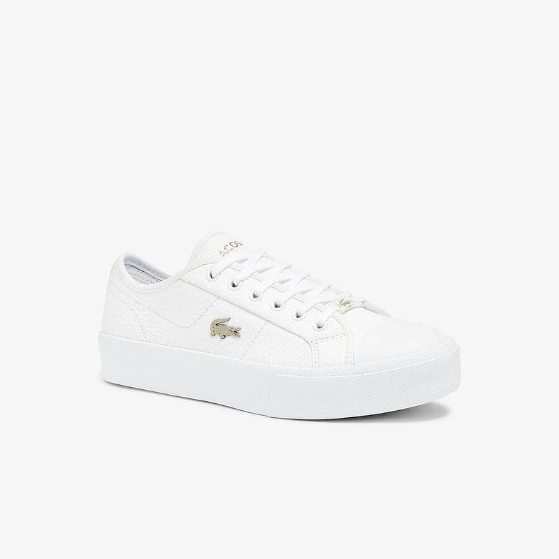 Lacoste Ziane Plus Grand 07 - White/White