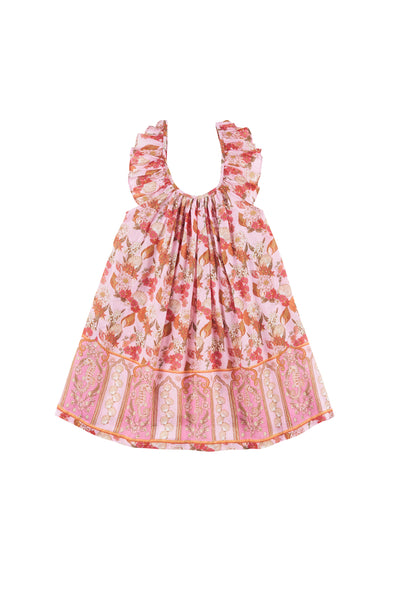 Seafolly Kids Sea Shells Frill Dress | Shop at GOALS NZ