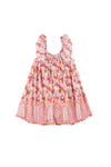 Seafolly Kids Sea Shells Frill Dress - Shell Pink