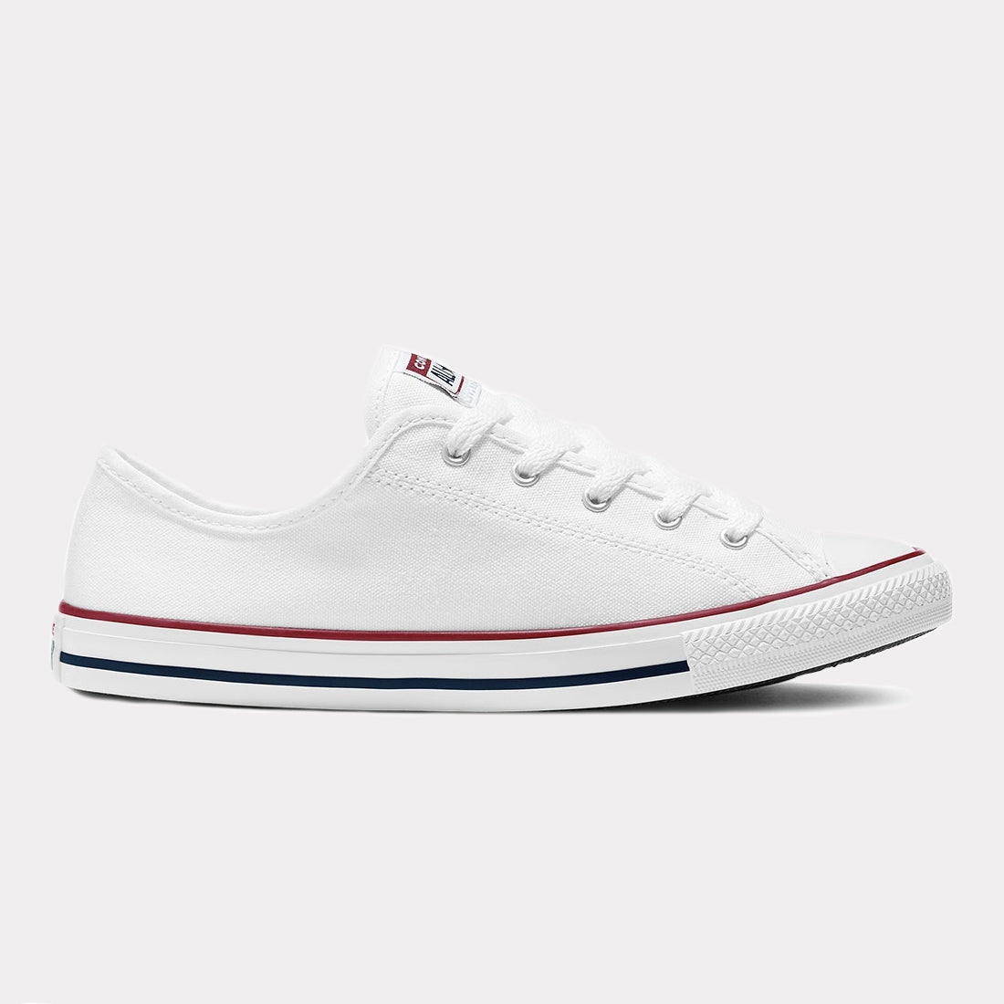 Chuck Taylor All Star Dainty Basic Canvas Low Top - White