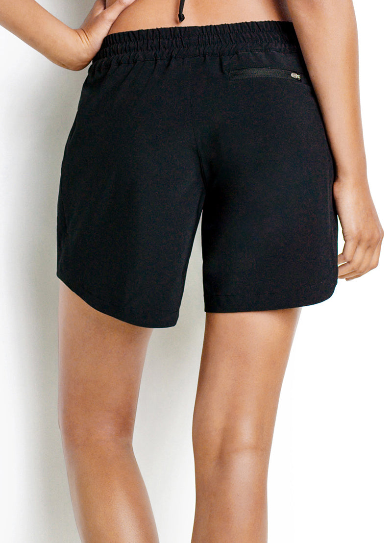 Seafolly Beachcomber Boardshorts - Black