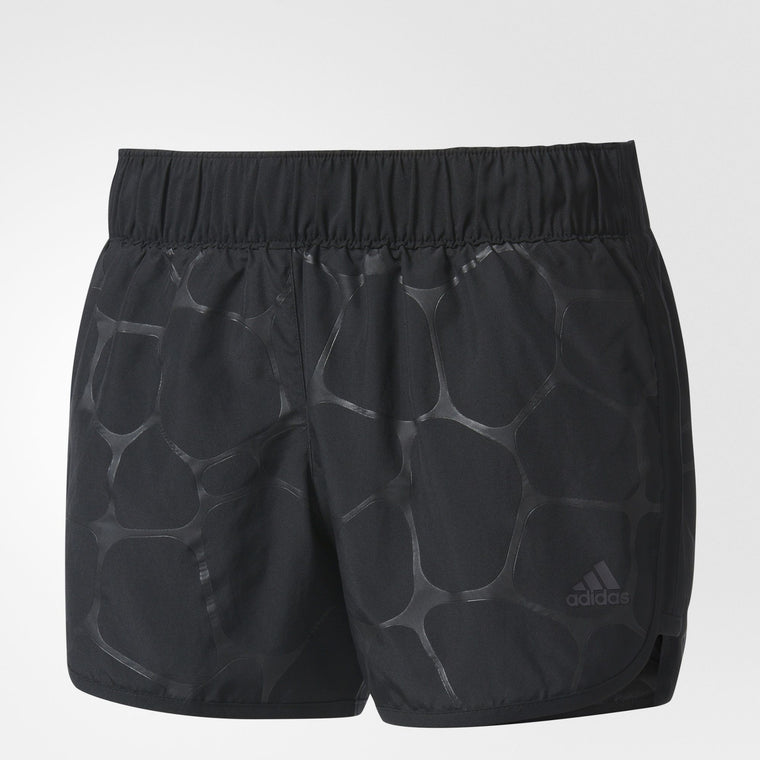 "Womens M10 Boost Shorts 3"" Black"