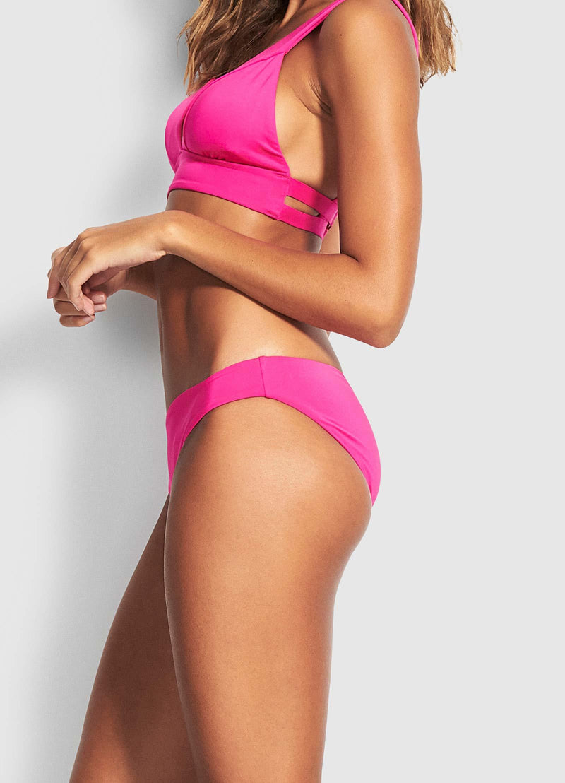 Seafolly Active Hipster Bikini Pants - Ultra Pink