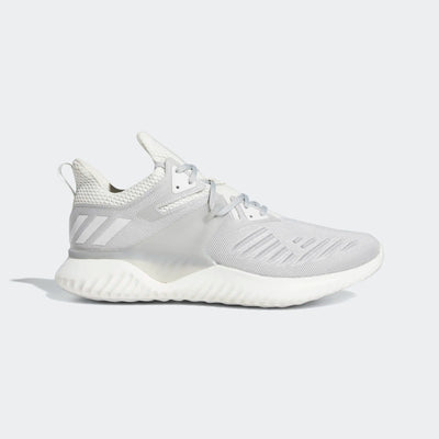 Women Alphabounce Beyond 2 M - Beige/White/Grey | Shop Adidas at GOALS in Arrowtown, NZ