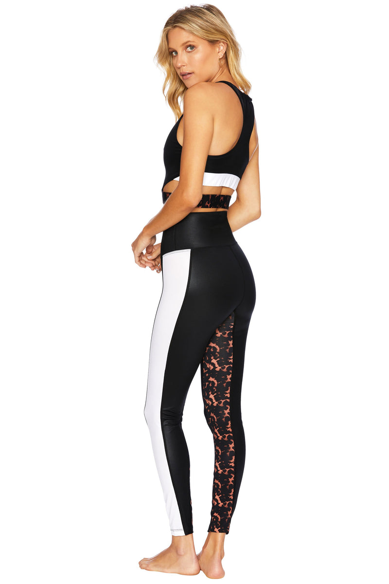 Torte Legging - Tort | Shop Beach Riot Activewear at GOALS NZ