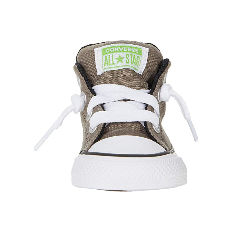 Toddler Chuck Taylor All Star Street Mid - Taupe/Wasabi