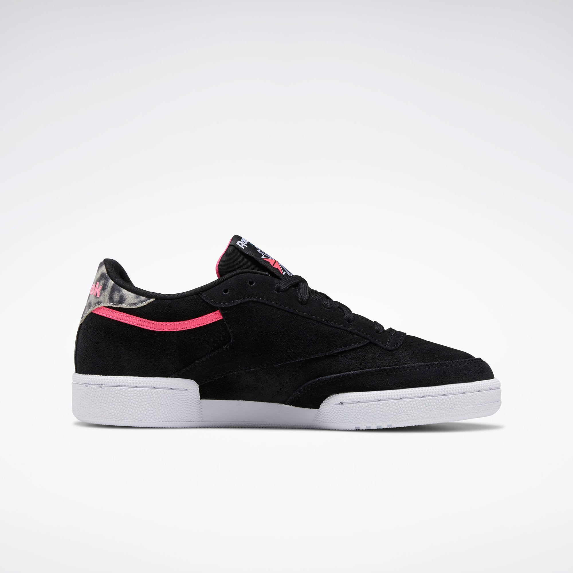 Reebok Club C 85 Shoes - Black