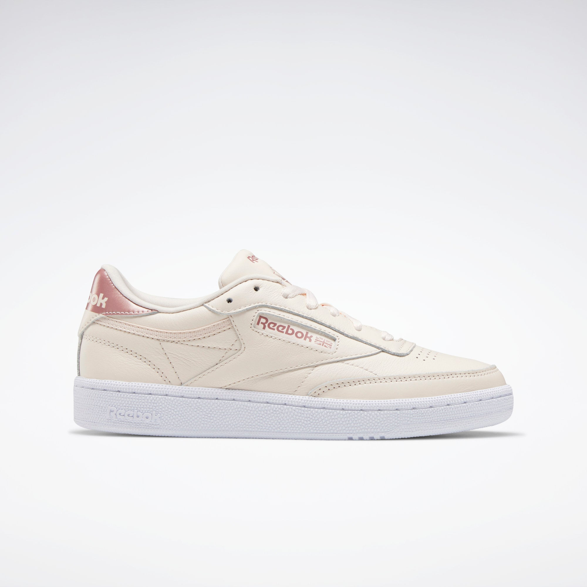 Reebok Womens Club C 85 - Ceramic Pink