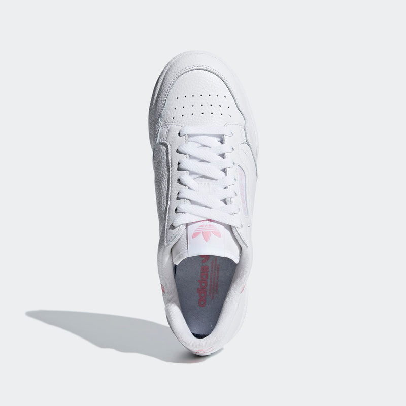 Adidas Continental 80 - White/Pink