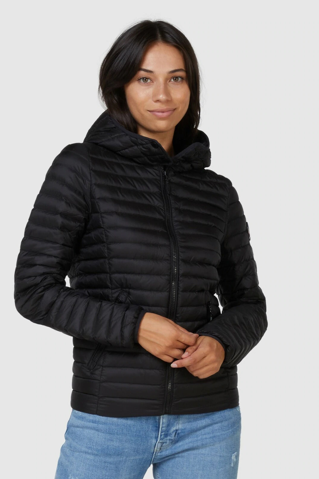 Womens Core Down Jacket - Black