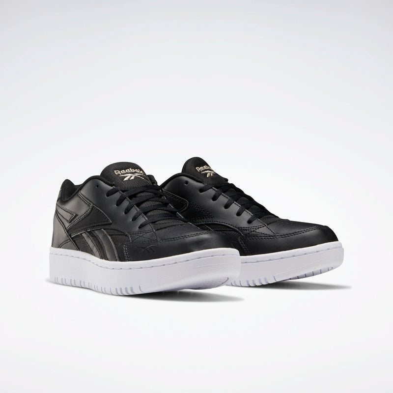 Reebok Court Double Mix Shoes - Black