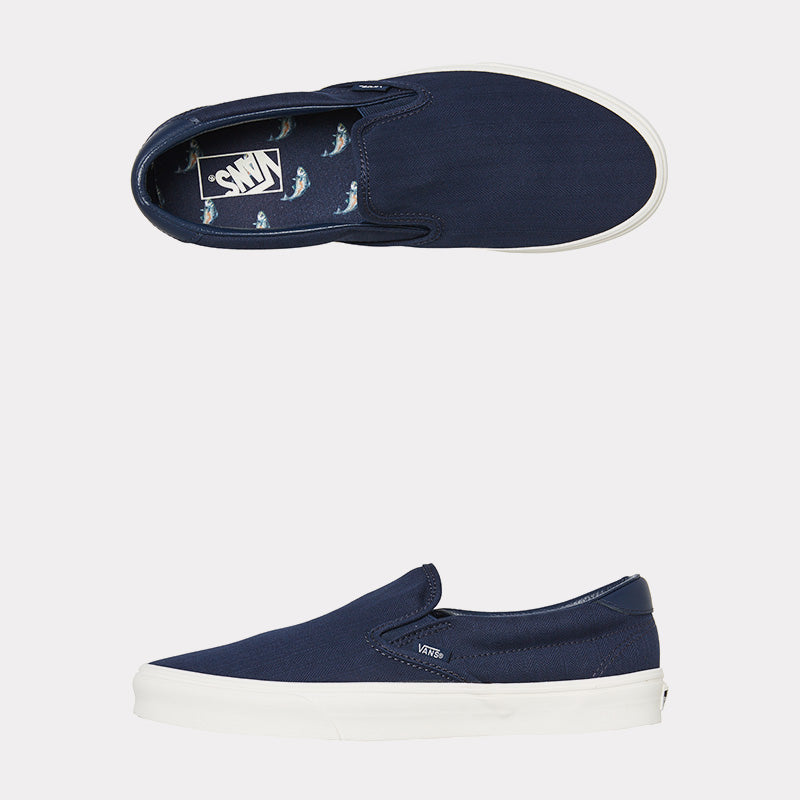 Vans Outdoors Slip-On 59 - Dress Blue | Shop Vans at GOALS in Arrowtown, NZ