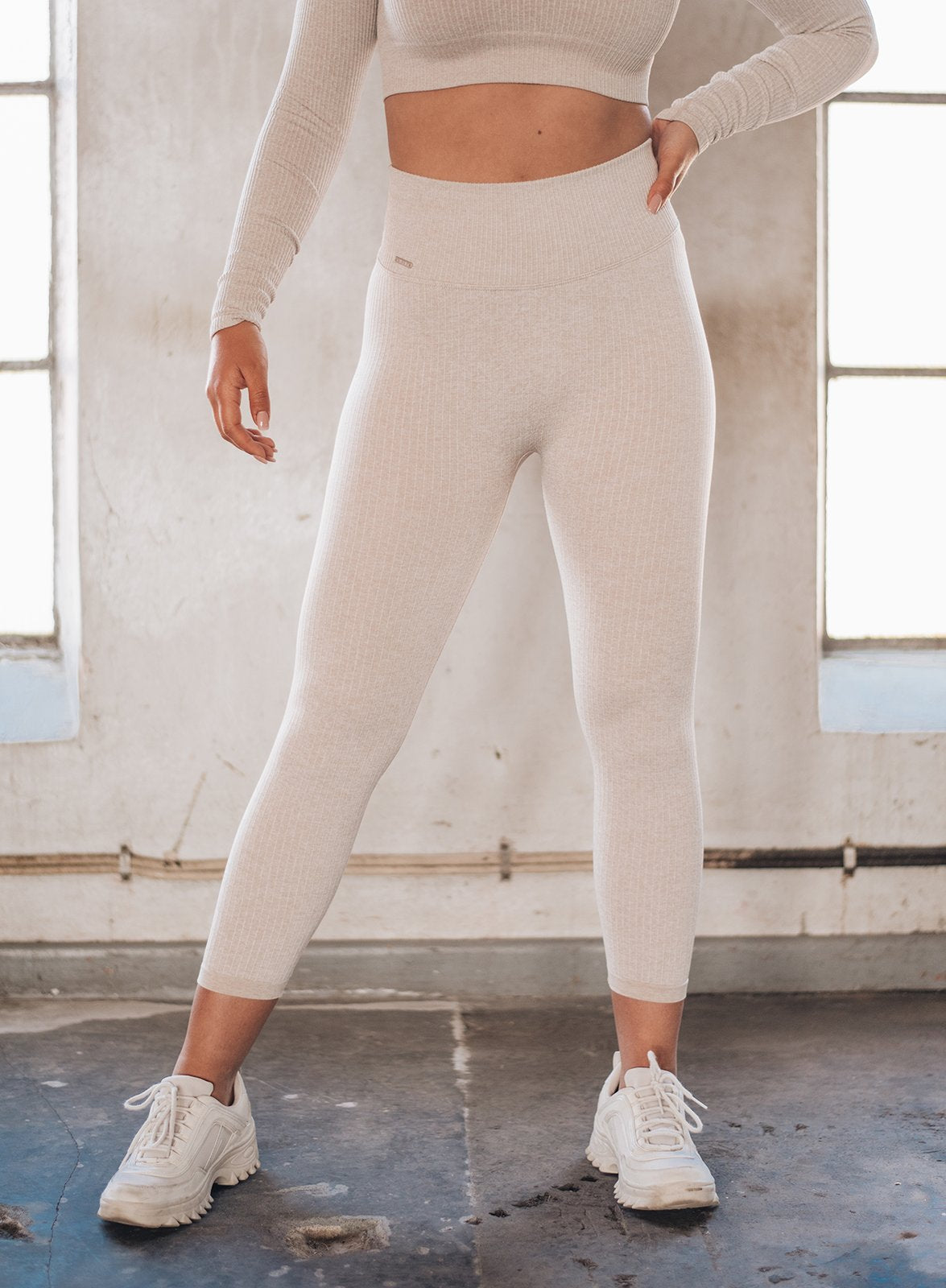 Aim'n Ribbed Seamless Tights | Shop AIM'N Sportswear at GOALS NZ