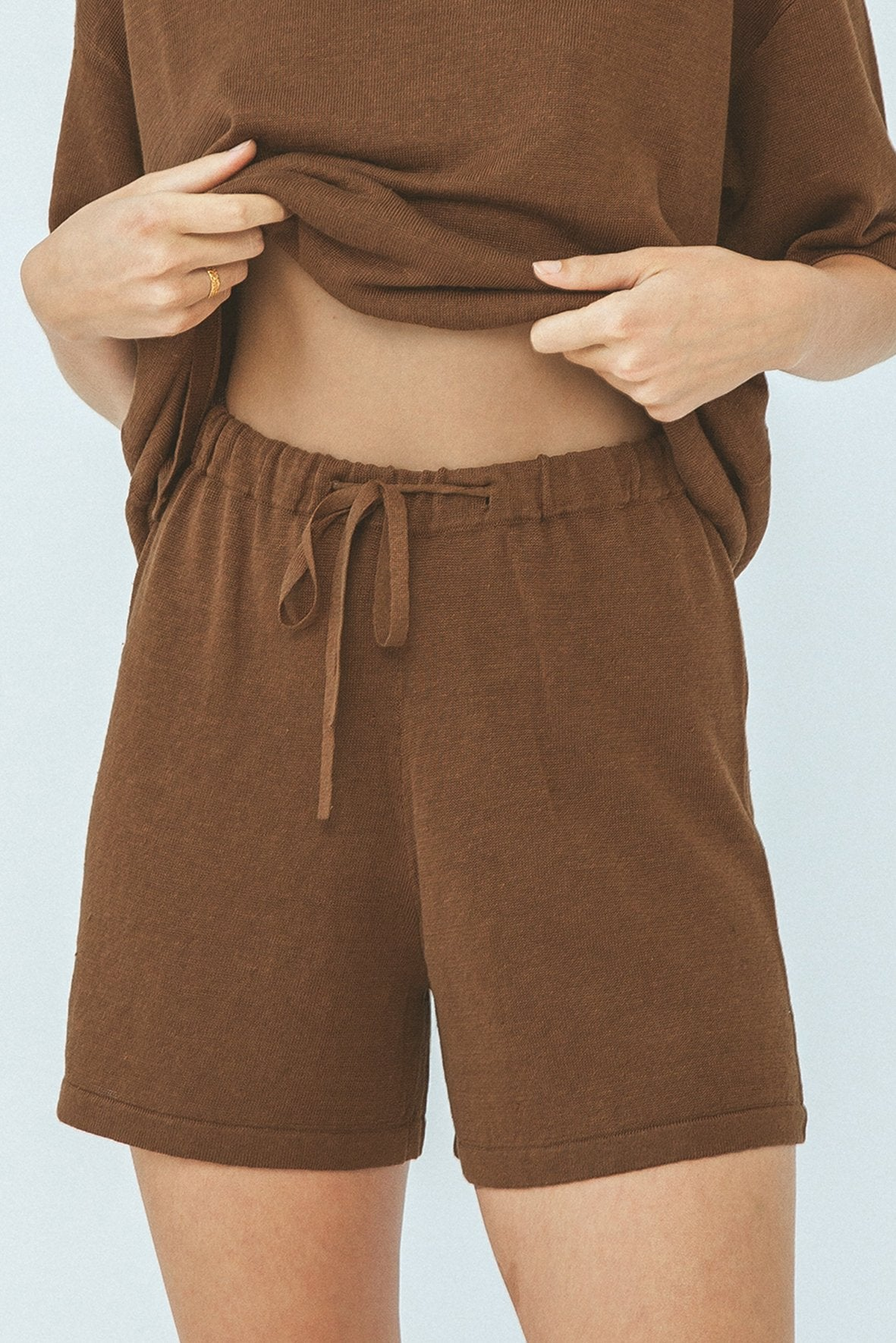 Arcaa Hugo Shorts - Chocolate