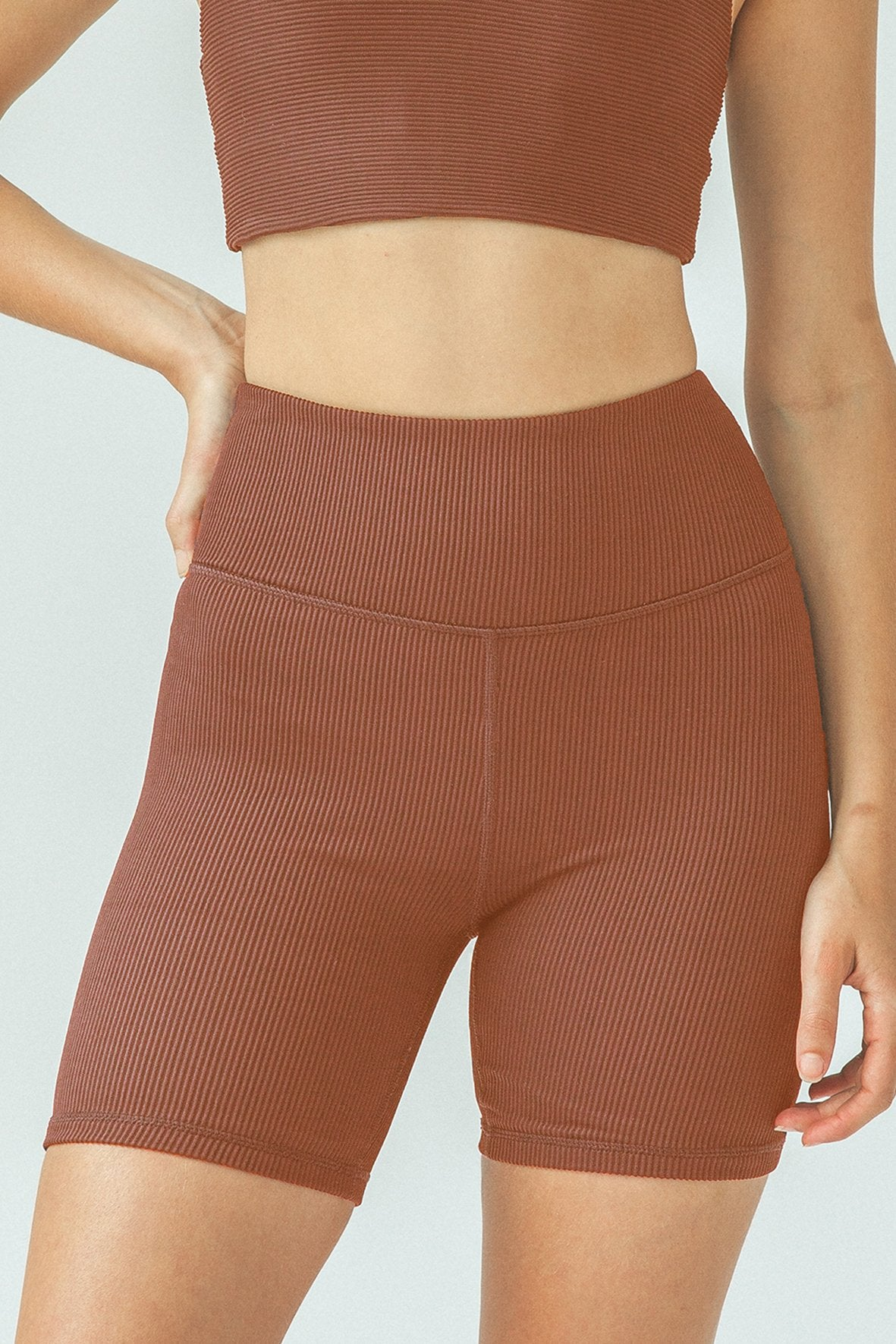 Arcaa Eden Short - Rust