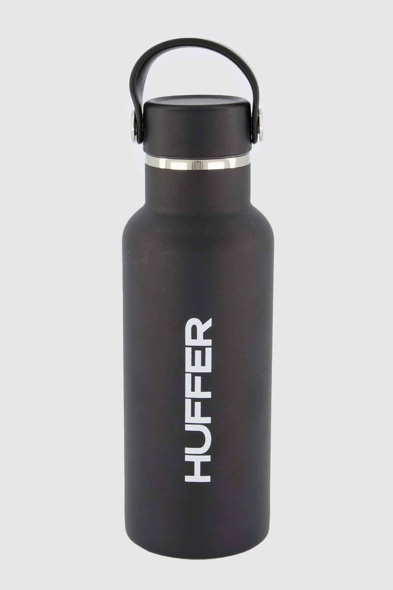Huffer Drink Bottle - Black