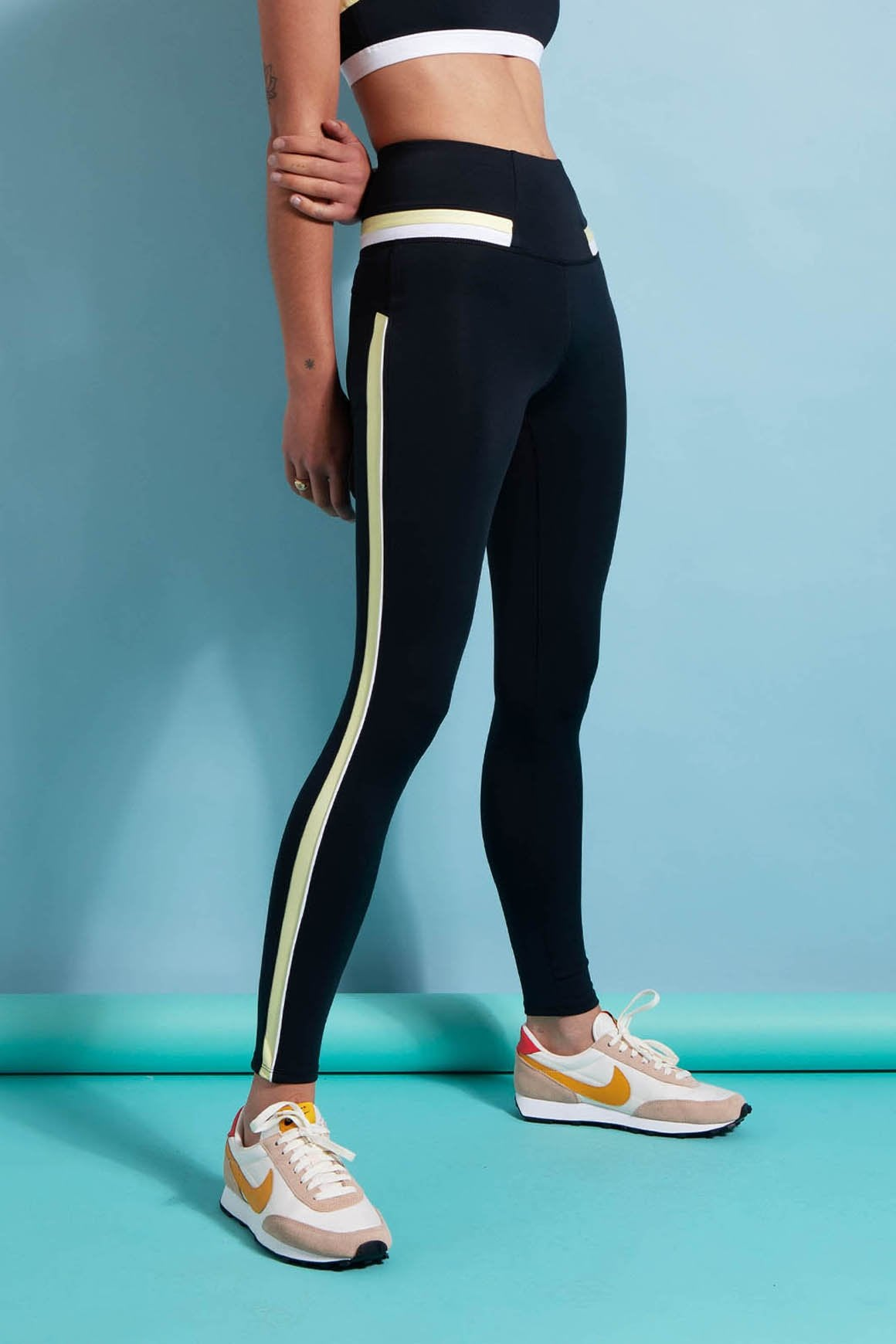 Impact Full Length Legging - Black
