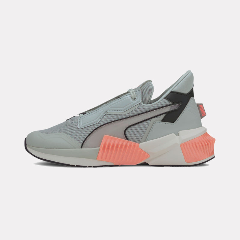 Puma Womens Provoke XT Pearl Shoe - Aqua Grey/Marshmallow