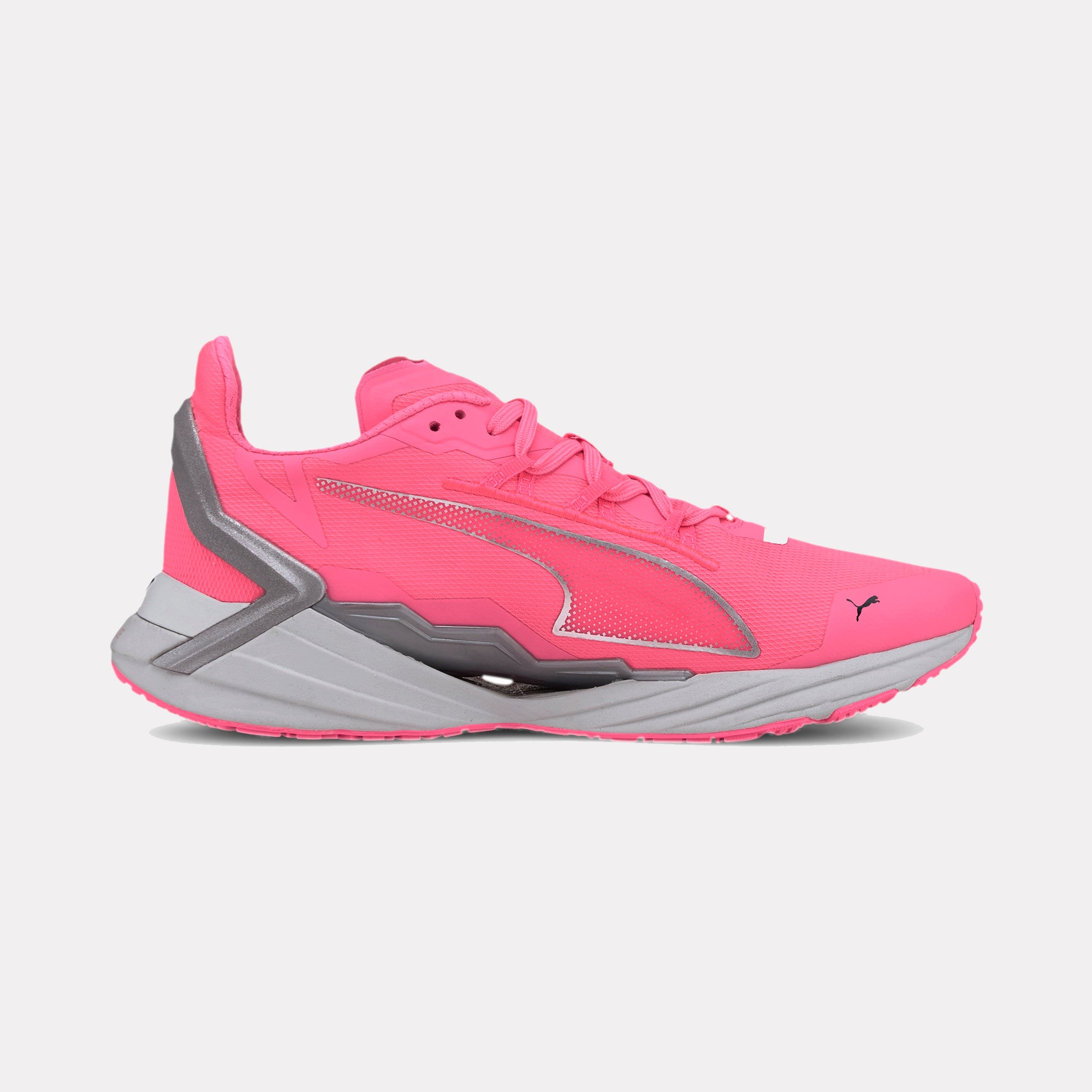 Puma Womens UltraRide Runner ID Shoe - Luminous Peach
