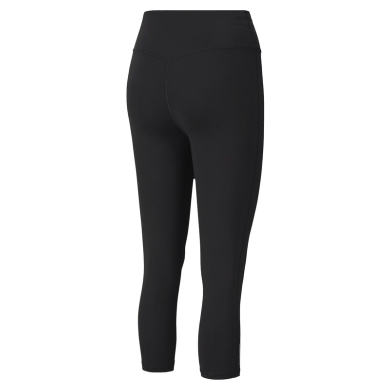 Womens Puma Train Favourite Solid HR 3/4 Tights - Black