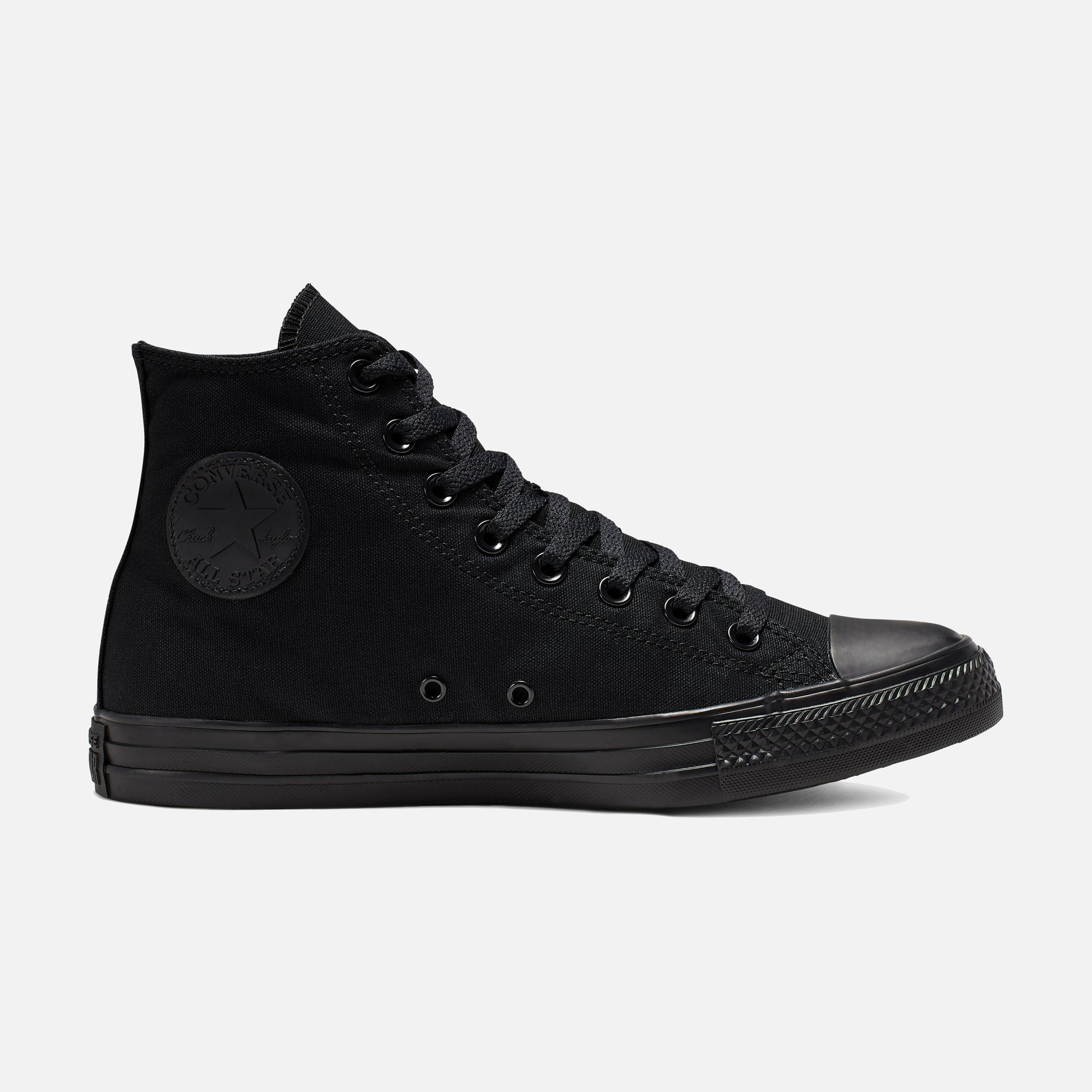 Chuck Taylor All Star High Top - Black Mono