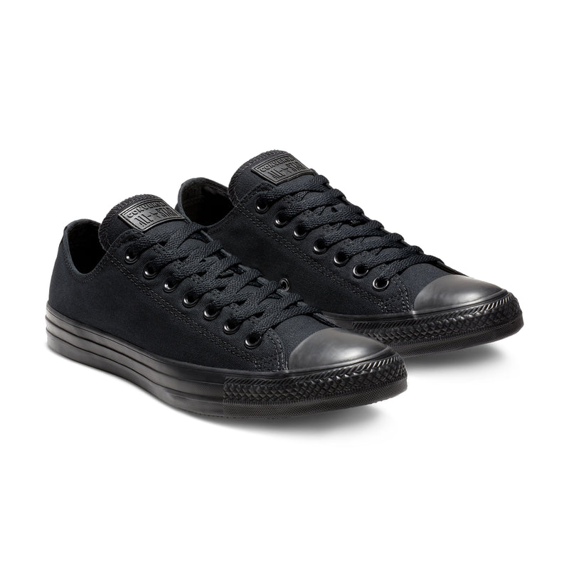 Chuck Taylor All Star Low Top - Black Mono