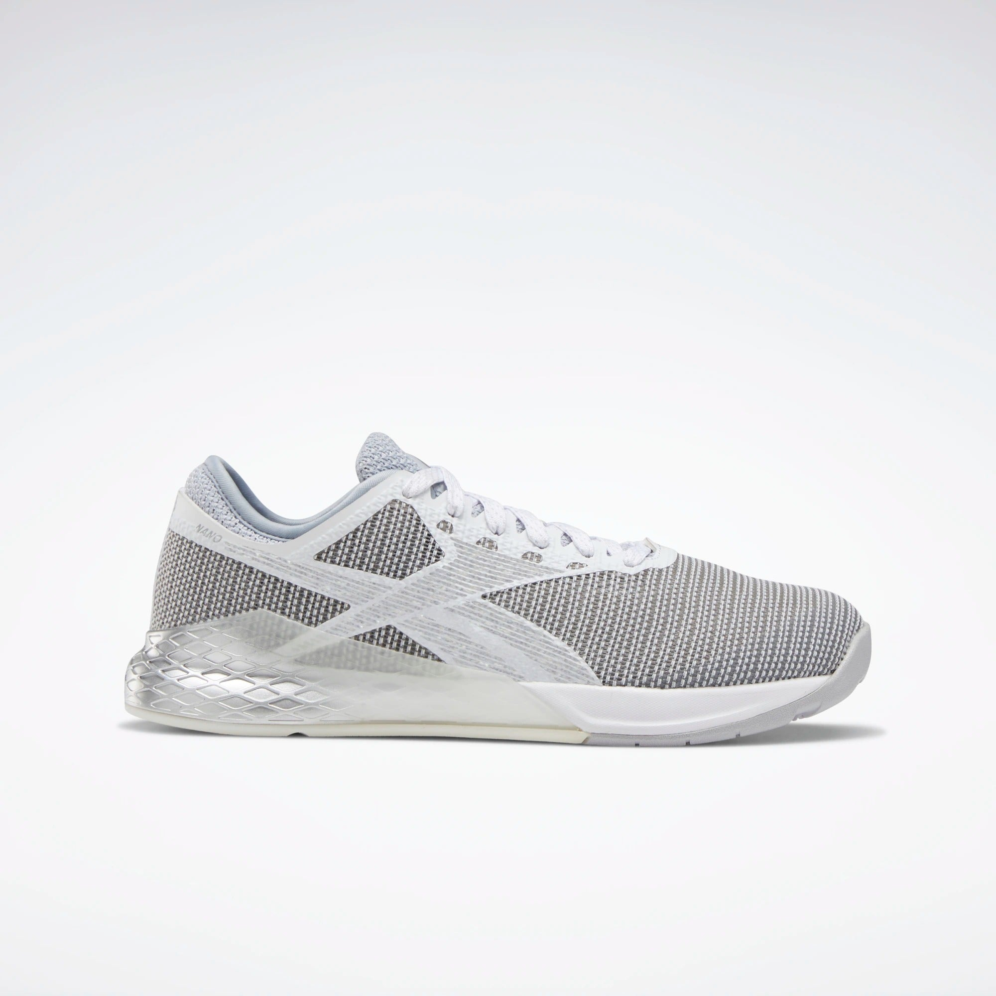 Reebok Nano 9.0 Shoes - Grey