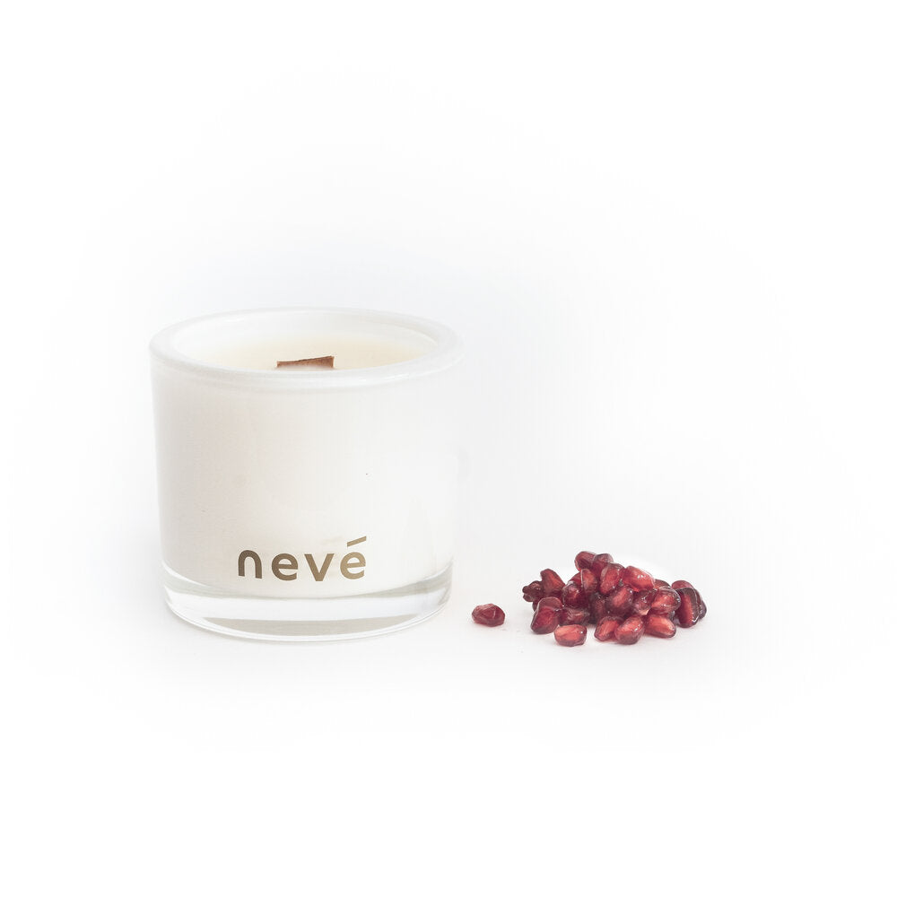 Nevé Candle - Pomegranate & Juicy Mango