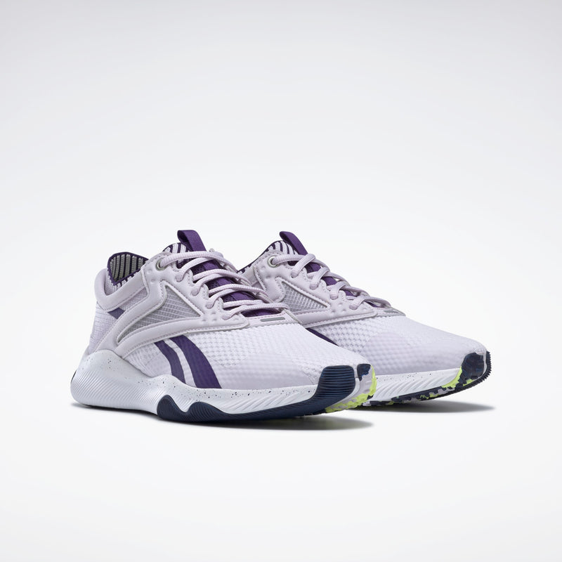 Reebok HIIT Shoes - Lilac/Dark Orchid/White