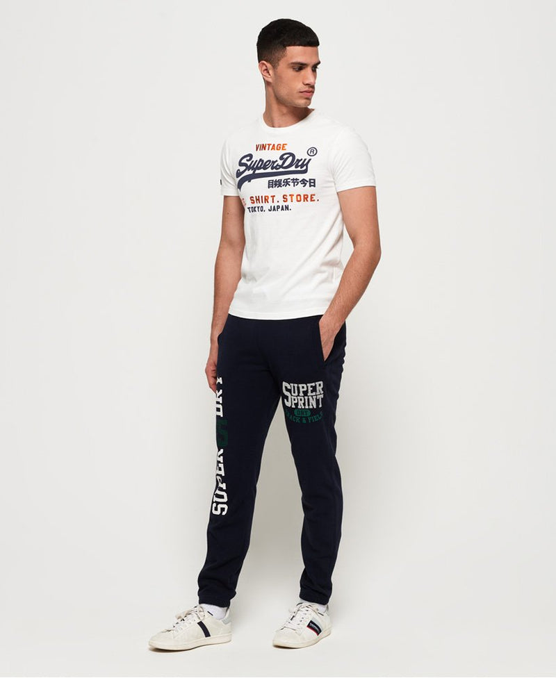 Superdry Shirt Shop Tee - Optic