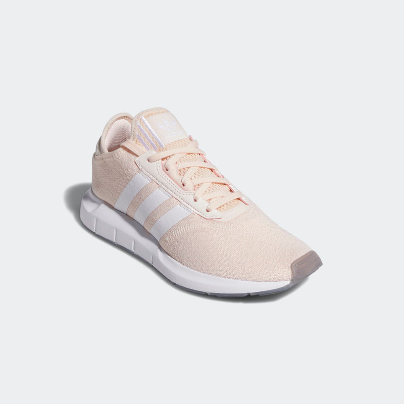 Adidas Womens Swift Run X Shoes - Pink Tint/White