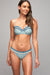 Tigerlily Belize Brigitte Underwire Bikini Top - Sky Blue