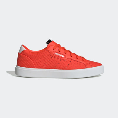Women Sleek Shoes - Orange | Shop Adidas at GOALS in Arrowtown, NZ