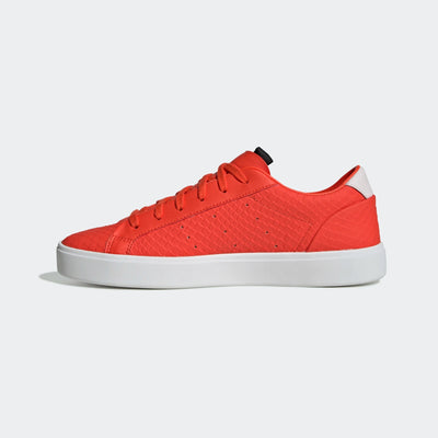 Women Sleek Shoes - Orange