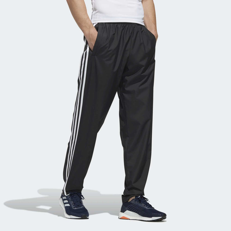 Badge Of Sport 3-Stripes Wind Pant Black | Shop Adidas Online NZ