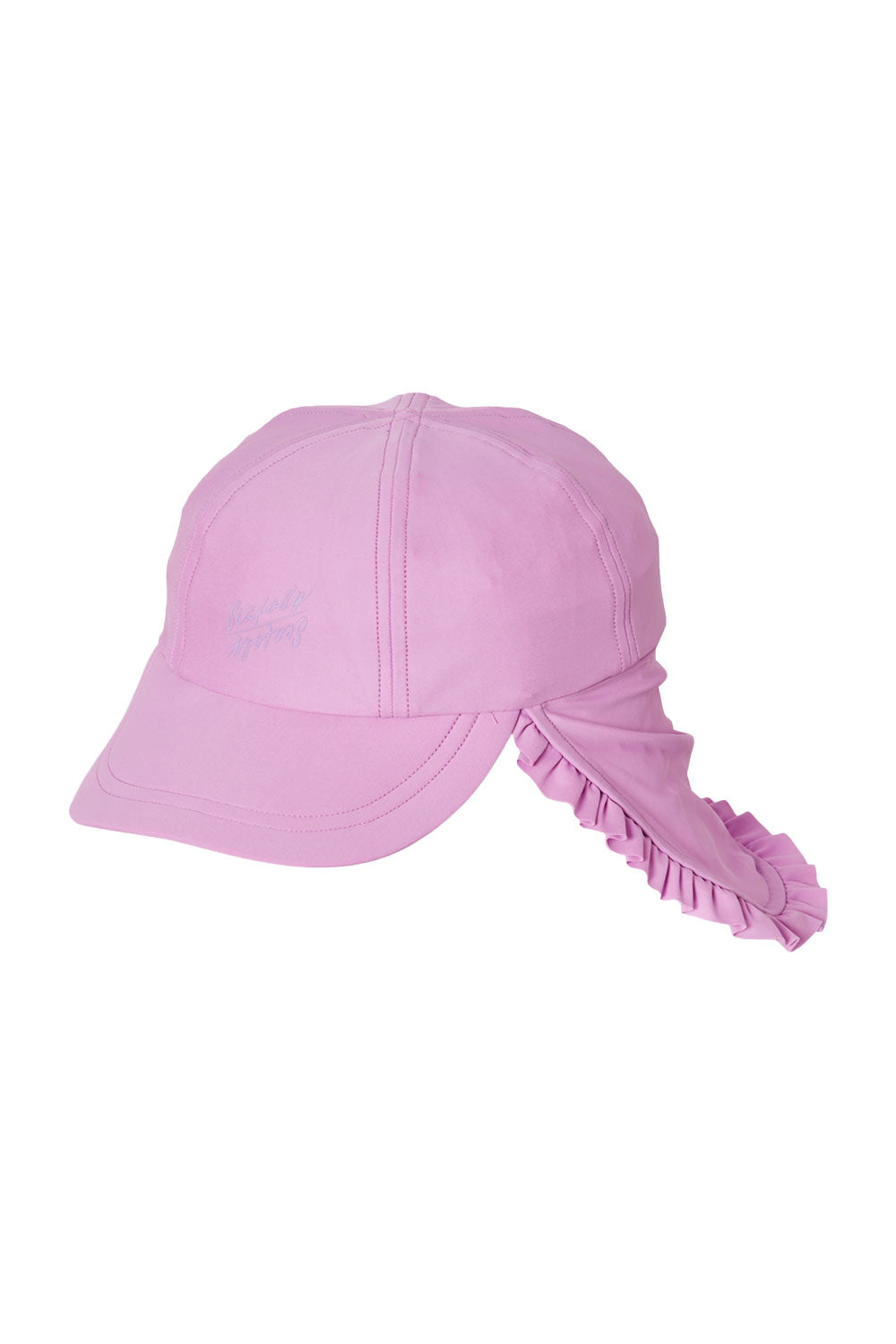 Seafolly Kids Beach Flyer Hat - Lavender