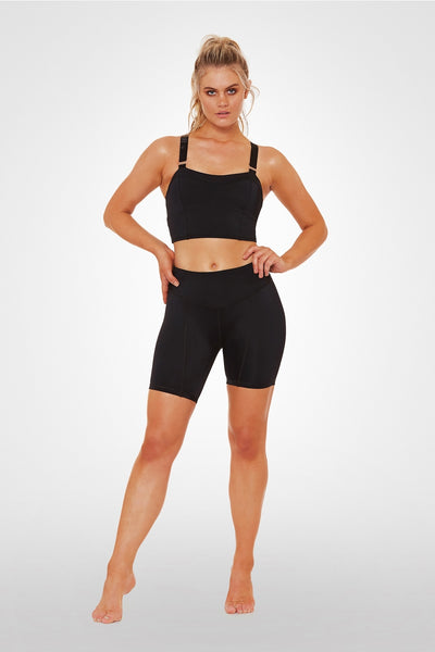 L'urv Fly By Bike Short - Black
