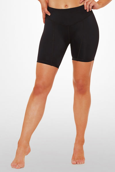 L'urv Fly By Bike Short - Black - Shop L'URV online at GOALS Arrowtown