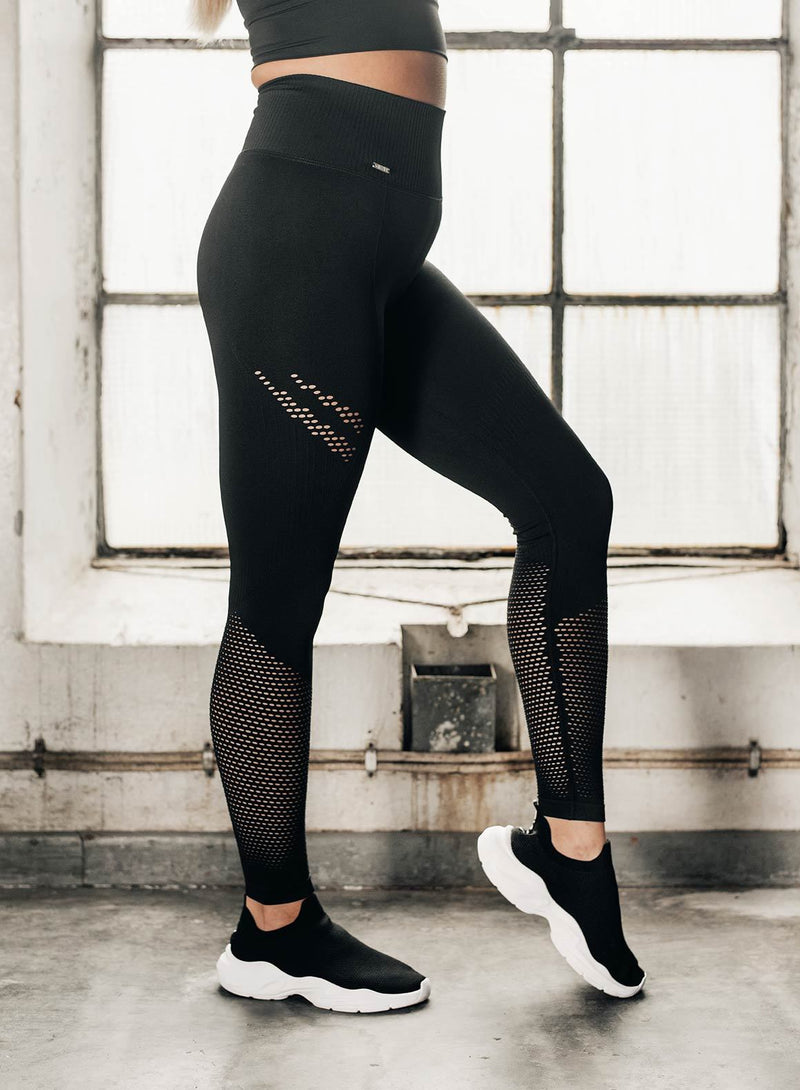 Aim'n Statement Seamless Tights - Black