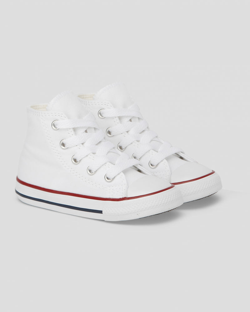 Toddler Chuck Taylor All Star High Top - White